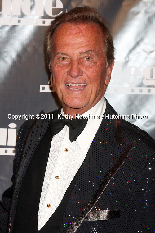 LOS ANGELES - FEB 18:  Pat Boone arrives at the 19th Annual Movieguide Awards Gala at Universal Hilton Hotel on February 18, 2011 in Los Angeles, CA