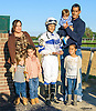 2016 Leading Rider Carol Cedeno at Delaware Park on 10/15/16
