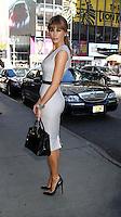 August 29, 2012 Melania Trump at Good Afternoon  America  to talk about hot topic of the day in New York City.Credit:© RW/MediaPunch Inc. NortePhoto.com<br /> <br /> **CREDITO*OBLIGATORIO** <br /> *No*Venta*A*Terceros*<br /> *No*Sale*So*third*<br /> *** No*Se*Permite*Hacer*Archivo**<br /> *No*Sale*So*third*