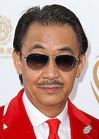 HOLLYWOOD, LOS ANGELES, CA, USA - JUNE 01: George Cheung at the 12th Annual Huading Film Awards held at the Montalban Theatre on June 1, 2014 in Hollywood, Los Angeles, California, United States. (Photo by Xavier Collin/Celebrity Monitor)