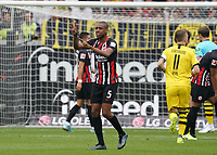 Gelson Fernandes (Eintracht Frankfurt) - 22.09.2019: Eintracht Frankfurt vs. Borussia Dortmund, Commerzbank Arena, 5. Spieltag<br /> DISCLAIMER: DFL regulations prohibit any use of photographs as image sequences and/or quasi-video.