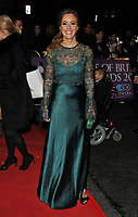 Charlie Webster at the Pride of Britain Awards 2017, Grosvenor House Hotel, Park Lane, London, England, UK, on Monday 30 October 2017.<br /> CAP/CAN<br /> &copy;CAN/Capital Pictures /MediaPunch ***NORTH AND SOUTH AMERICAS ONLY***