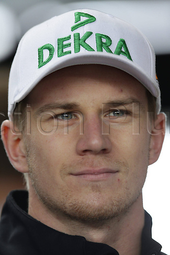 16.03.2014. Albert Park, Melbourne, Australia. FIA Formula One   World Championship 2014, Grand Prix of Australia Nico Hulkenberg (Force India F1 Team)