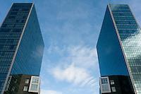 Building by Izozaky. Bilbao travel assignment National Geographic Traveler en Español. Bilbao, Spain, December 2008