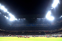 A view of the stadium <br /> Milano 20/10/2019 Stadio Giuseppe Meazza <br /> Football Serie A 2019/2020 <br /> AC Milan - Lecce <br /> Photo Image Sport / Insidefoto