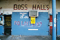 """Boss Halls, Leland Mississippi. Selections for the series """"Along the Blues Highway"""". Copyright © all rights reserved. No reproduction without expressed written consent."""