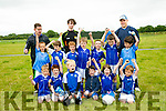 Kerins O'Rahilly GAA U6's at the John Mitchels GAA  Juvenile tournament on Saturday