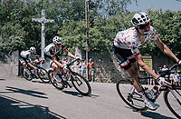 Warren Barguil (FRA/Sunweb)<br /> <br /> 104th Tour de France 2017<br /> Stage 16 - Le Puy-en-Velay &rsaquo; Romans-sur-Is&egrave;re (165km)