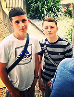 "COPY BY TOM BEDFORD<br /> Pictured L-R: Jack Yilmaz and Joshua Mannings<br /> Re: Two ""nightmare"" teenagers have been banned from seeing each other for two years.<br /> Troublemakers Joshua Mannings, 16, and Jack Yilmaz, 17, will be arrested and locked up if they are caught together.<br /> The pair were named and shamed by a Criminal Behaviour Order after plaguing residents of Llantwit Major, Vale of Glamorgan.<br /> They were also banned from every supermarket in the town and wearing balaclavas to disguise themselves.<br /> Cardiff magistrates heard Mannings and Yilmaz caused misery to residents and business owners."