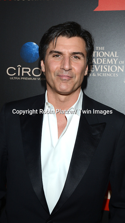 Vincent Irizarry attends The 40th Annual Daytime Emmy Awards on<br />  June 16, 2013 at the Beverly Hilton Hotel in Beverly Hills, California.
