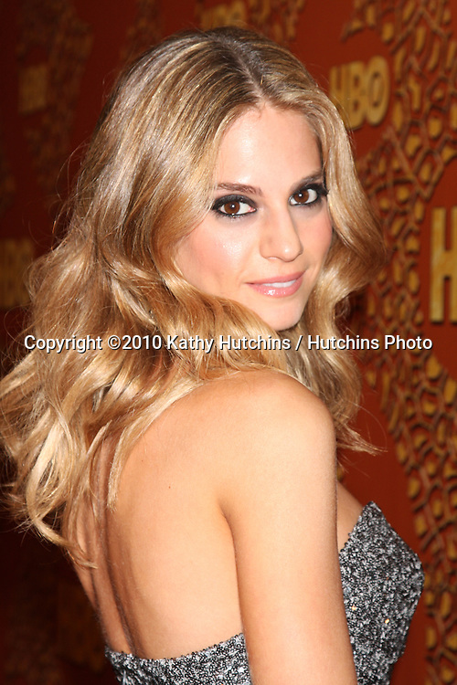 Kelly Kruger.arriving at the 67th Annual Golden Globe Awards Official HBO After Party.Beverly Hilton Hotel.Beverly Hills, CA.January 17, 2010.©2010 Kathy Hutchins / Hutchins Photo....