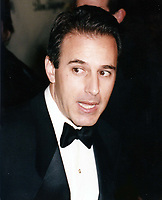 Matt Lauer 1998<br /> Photo to By John Barrett/PHOTOlink/MediaPunch