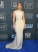 12 January 2020 - Santa Monica, California - Jennifer Lopez. 25th Annual Critic's Choice Awards held at Barker Hangar. <br /> CAP/MPI/ADM/BT<br /> ©BT/ADM/MPI/Capital Pictures