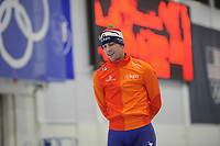 SPEEDSKATING: SALT LAKE CITY: 07-12-2017, Utah Olympic Oval, training ISU World Cup, Ronald Mulder (NED), ©photo Martin de Jong