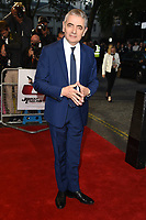 """LONDON, UK. October 03, 2018: Rowan Atkinson at the premiere of """"Johnny English Strikes Again"""" at the Curzon Mayfair, London.<br /> Picture: Steve Vas/Featureflash"""