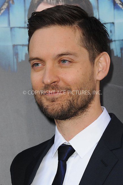 WWW.ACEPIXS.COM . . . . . .May 1, 2013...New York City...Tobey Maguire attends the 'The Great Gatsby' world premiere at Avery Fisher Hall at Lincoln Center for the Performing Arts on May 1, 2013 in New York City ....Please byline: KRISTIN CALLAHAN - ACEPIXS.COM.. . . . . . ..Ace Pictures, Inc: ..tel: (212) 243 8787 or (646) 769 0430..e-mail: info@acepixs.com..web: http://www.acepixs.com .