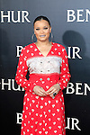 LOS ANGELES - AUG 16: Andra Day at the premiere of Ben-Hur at the TCL Chinese Theatre IMAX on August 16, 2016 in Los Angeles, California