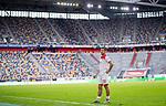nph00351: Fussball, 1. Bundesliga, Saison 19/20, 26. Spieltag, Fortuna Düsseldorf - FC Paderborn 07, 16.05.2020:<br /> Steven Skrzybski (F95)<br />  <br /> <br /> Nur für journalistische Zwecke! Only for editorial use!<br /> <br /> Gemäß den Vorgaben der DFL Deutsche Fußball Liga ist es untersagt, in dem Stadion und/oder vom Spiel angefertigte Fotoaufnahmen in Form von Sequenzbildern und/oder videoähnlichen Fotostrecken zu verwerten bzw. verwerten zu lassen. DFL regulations prohibit any use of photographs as image sequences and/or quasi-video. <br /> <br /> Foto: Moritz Müller/Pool / via Meuter/nordphoto