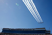 Monster Energy NASCAR Cup Series<br /> Daytona 500<br /> Daytona International Speedway, Daytona Beach, FL USA<br /> Sunday 18 February 2018<br /> U.S.A.F. Thunderbirds<br /> World Copyright: Lesley Ann Miller<br /> LAT Images