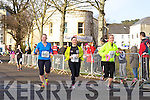 Jean Hanafin and Karen O'Sullivan at the Valentines 10 mile road race in Tralee on Saturday.
