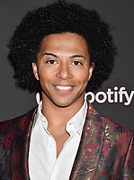 LOS ANGELES, CA - FEBRUARY 07: Shangela attends Spotify's Best New Artist Party at the Hammer Museum on February 07, 2019 in Los Angeles, California.<br /> CAP/ROT/TM<br /> ©TM/ROT/Capital Pictures