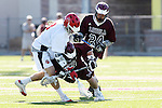 Mike Farinelli (Chapman #3)Mike Farinelli (Chapman #3) AND Greg Sharron (LMU #18)