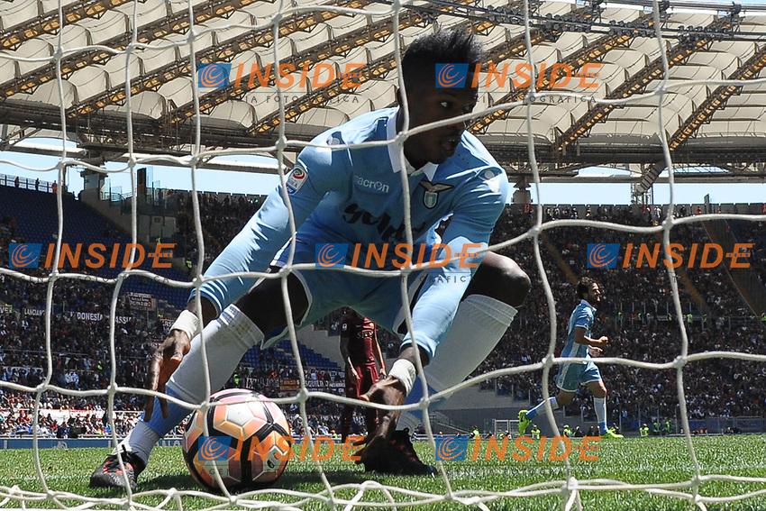 Balde Diao Keita Lazio<br /> Roma 30-04-2017  Stadio Olimpico<br /> Campionato Serie A, <br /> AS Roma - Lazio<br /> Foto Antonietta Baldassarre / Insidefoto