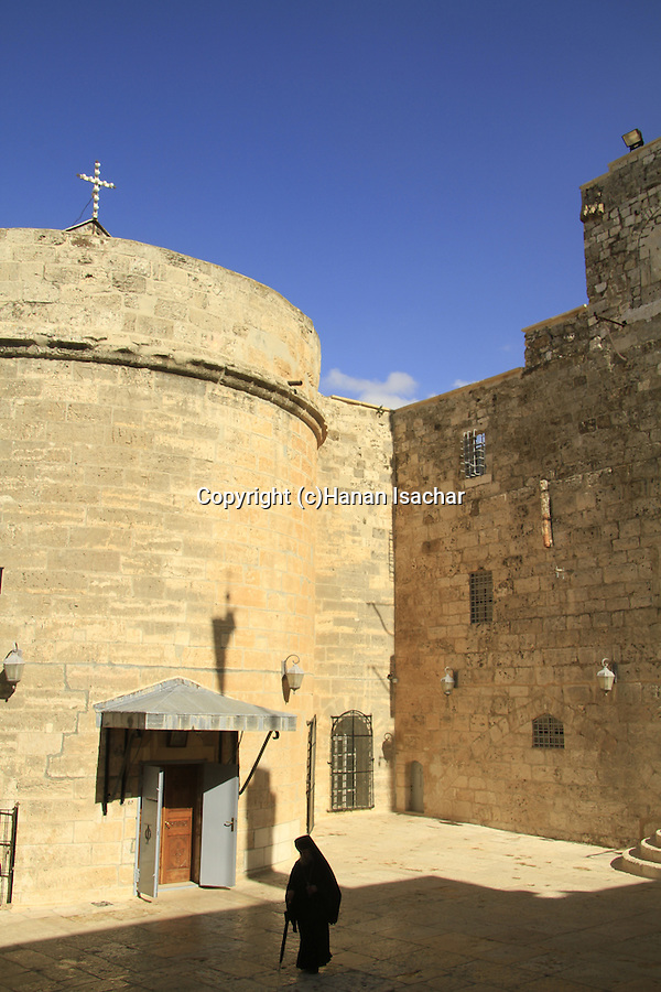 Bethlehem, the Church of the Nativity