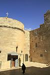 Bethlehem, the Church of the Nativity