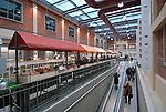 Il primo giorno di vita nuovo centro enogastronomico EATALY nell'ex stabilimento Carpano. 26 gennaio 2007...The first day of EATALY, the new food and wine center in the Carpano building in Torino. 26 january 2007...Ph. Marco Saroldi/Pho-to.it
