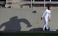 Jun. 13, 2009; Las Vegas, NV, USA; Trey Brown during the United Football League workout at Sam Boyd Stadium. Mandatory Credit: Mark J. Rebilas-