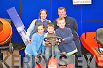 DAY OUT: A day out for the Brosnan Family from Brosna who went to the Kerry Home and Garden Show on the Dan Spring Road, Tralee on Saturday. Front l-r: Egan,Aisling and Joseph Brosnan. Back l-r: Clare and Sean Brosnan.   Copyright Kerry's Eye 2008