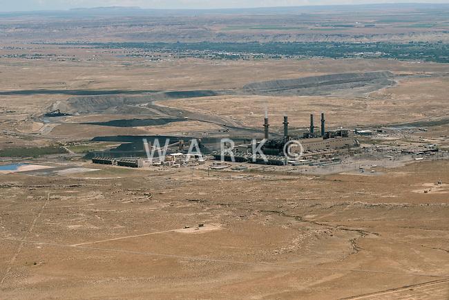Four Corners coal power plant. Aug 16, 2014. 812615