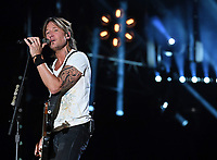 11 June 2017 - Nashville, Tennessee - Keith Urban. 2017 CMA Music Festival Nightly Concert held at Nissan Stadium. Photo Credit: Laura Farr/AdMedia