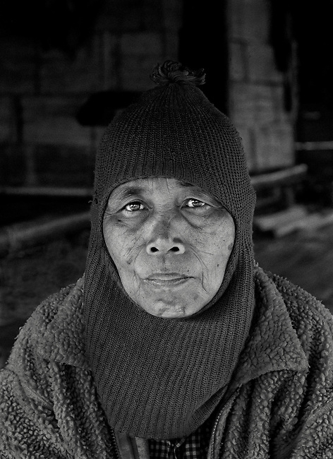 Naw Seay Poe in the Lep Per Hr IDP (Internally Displaced People) camp.  <br />