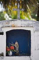 France/DOM/Martinique/ Macouba: Distillerie JM de l'Habitation Crassous de Médeuil à Fonds-Préville - Ex Voto