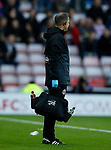 Physio Paul Watson of Sheffield Utd during the Championship match at the Stadium of Light, Sunderland. Picture date 9th September 2017. Picture credit should read: Simon Bellis/Sportimage