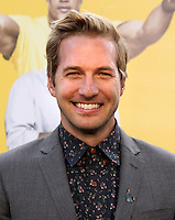 "10 June 2016 - Los Angeles, California - Ryan Hansen. ""Central Intelligence"" Los Angeles Premiere held at Westwood Village Theatre. Photo Credit: AdMedia"