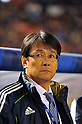 Takashi Sekizuka head coach (JPN),.NOVEMBER 27, 2011 - Football / Soccer : Men's Asian Football Qualifiers Final Round for London Olympic Match between U-22 Japan 2-1 U-22 Syria at National Stadium in Tokyo, Japan. (Photo by Jun Tsukida/AFLO SPORT) [0003] .