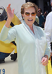 Julie Andrews at theUniversal Pictures' World Premiere of Despicable Me held at the Los Angeles Film Festival at Nokia Live in Los Angeles, California on June 27,2010                                                                               © 2010 Debbie VanStory / Hollywood Press Agency