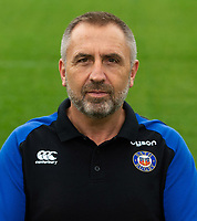 Steve Middleton of Bath Rugby poses for a portrait. Bath Rugby Media Day on August 14, 2018 at Farleigh House in Bath, England. Photo by: Patrick Khachfe / Onside Images