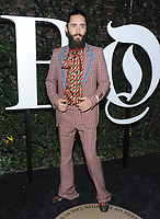 NEW YORK, NY - SEPTEMBER 09:  Jared Leto arrives at the #BoF500 gala dinner during New York Fashion Week Spring/Summer 2018 at Public Hotel on September 9, 2017 in New York City. <br /> CAP/MPI/JP<br /> &copy;JP/MPI/Capital Pictures