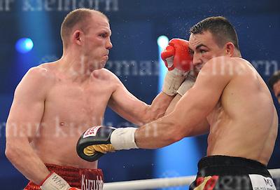 March 12-16,Jahnsportforum,Neubrandenburg, Mecklenburg-Vorpommern,Germany<br /> WBA World light heavyweight title<br /> Juergen Braehmer vs Eduard Gutknecht