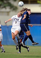 FIU Women's Soccer v. North Florida (9/13/09)