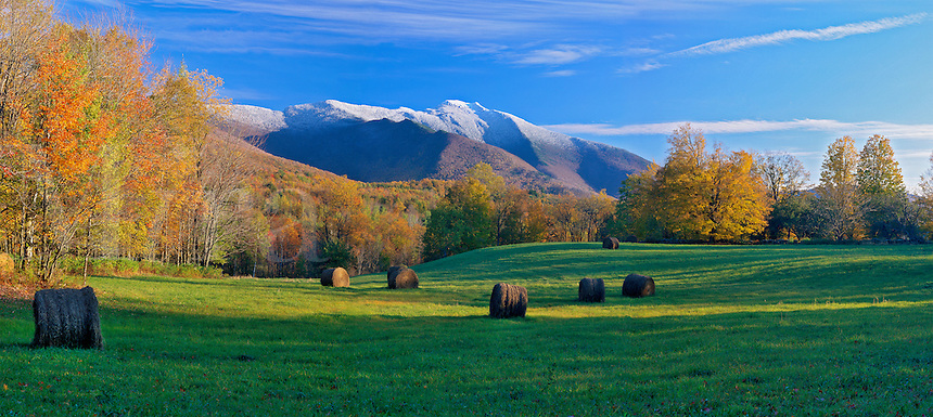 Mt. Mansifield from Cambridge, VT
