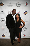 DJ Jon Quick and Al Jazeera America Anchor and Honoree RICHELLE CAREY Attend DJ Jon Quick's 5th Annual Beauty and the Beat: Heroines of Excellence Awards Honoring AMBRE ANDERSON, DR. MEENA SINGH,<br /> JESENIA COLLAZO, SHANELLE GABRIEL, <br /> KRYSTAL GARNER, RICHELLE CAREY,<br /> DANA WHITFIELD, SHAWN OUTLER,<br /> TAMEKIA FLOWERS Held at Suite 36, NY