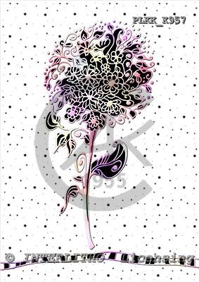 Kris, FLOWERS, paintings, PLKKK957,#F# Blumen, flores, illustrations, pinturas ,everyday