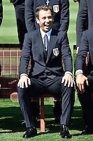 Antonio Cassano <br /> Coverciano ( Firenze ) 03-06-2014 Football Calcio Foto Ufficiale Italia - Italy Official picture campionati del mondo di calcio Brasile 2014 - Brazil 2014. Foto Andrea Staccioli / Insidefoto