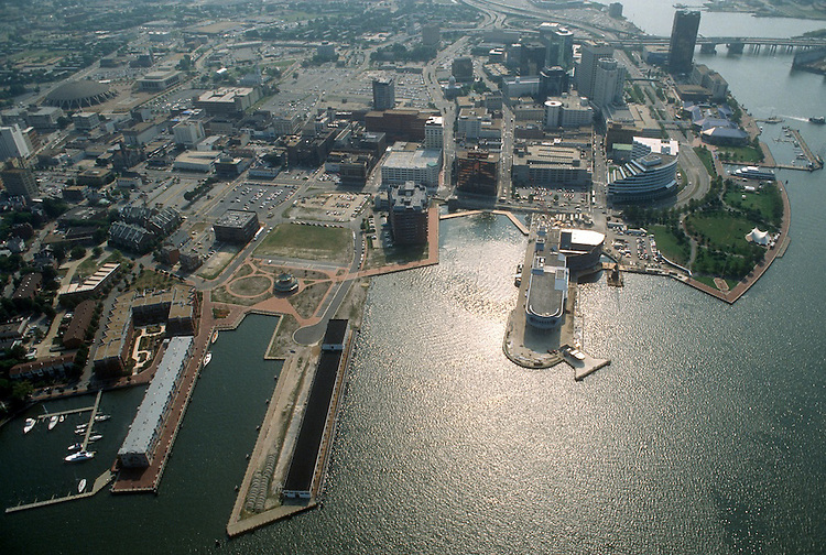 1993 August 19..Redevelopment.Downtown West (A-1-6)..NAUTICUS.LOOKING EAST.FREEMASON HARBOR.WATERFRONT...NEG#.NRHA#..