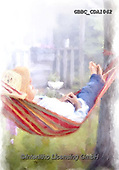 Barry, MASCULIN, MÄNNLICH, MASCULINO,siesta,relaxing, paintings+++++,GBBCCDA1042,#m#, EVERYDAY